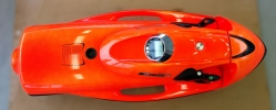 Used Seabob F7 - Orange