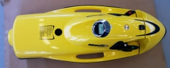 Used Seabob F7 - Yellow