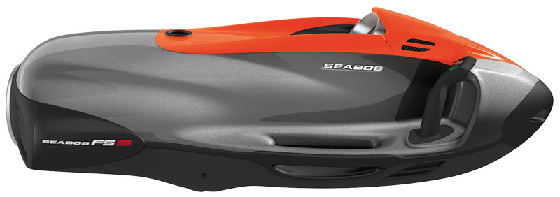 Seabob Colour - Bicolor Anthracite Lumex Orange