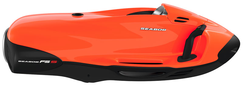 Seabob Colour - Lumex Orange